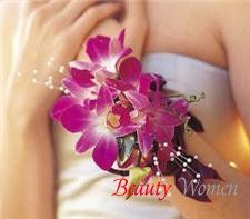 Аксесуари з квітів