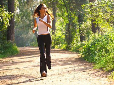 Біг вранці - рух проти зайвих кілограмів