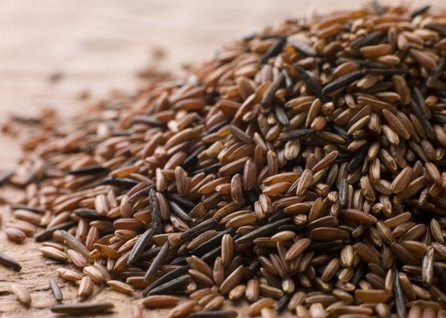 Ефективність бурого рису для схуднення