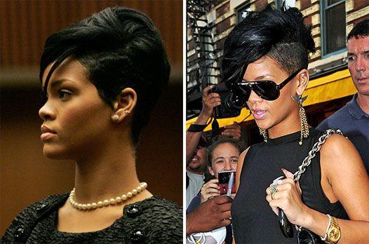 Битва зачісок: ріанна