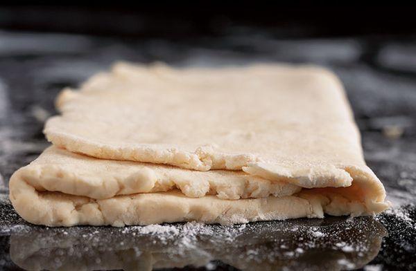 Що можна приготувати з дріжджового листкового тіста: 5 смачних рецепта