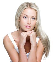 Що подарувати блондинці?
