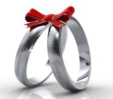 Що подарувати на 25 років весілля?
