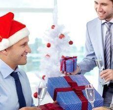 Що подарувати керівникові на новий рік?