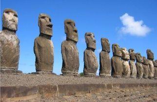Cтатуя острова пасхи: факти і загадки