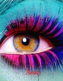 Декоративна косметика - основи макіяжу. Кольори і макіяж