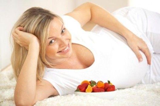 Дієта для вагітної або як харчуватися майбутній мамі