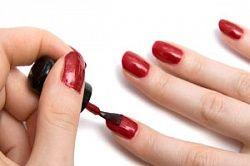 Домашній красивий манікюр на коротких нігтях