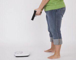 Якщо на дієті вага стоїть на місці