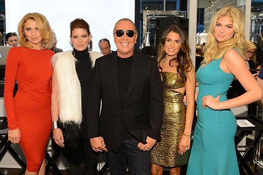Fashion's night out в нью-йорку: частина i
