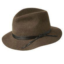 Фетровий капелюх - стильний жіночий аксесуар