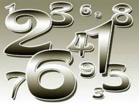 Ворожіння на числах від 1 до 9