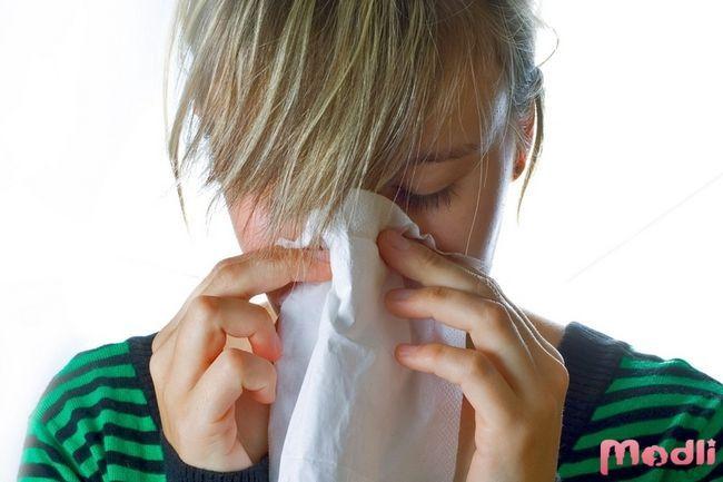 Гайморит: симптоми, причини, лікування
