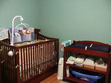 Готуємо кімнату для новонародженого