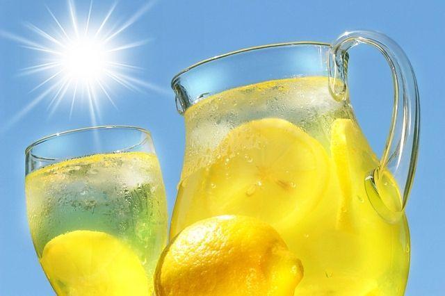Холодні напої для спекотного літа