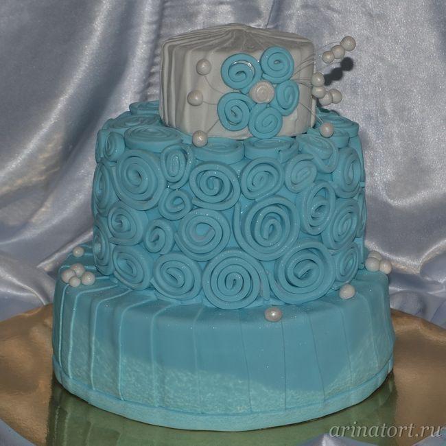 Історія весільного торта