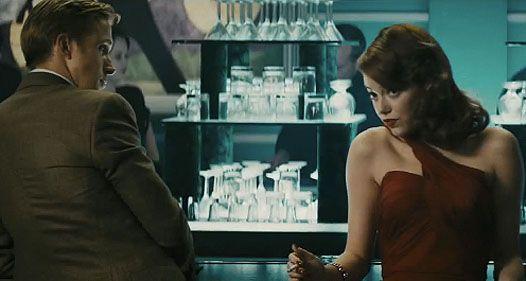 Емма стоун і райан гослінг в трейлері