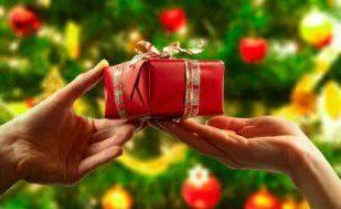 Як дарувати подарунки?