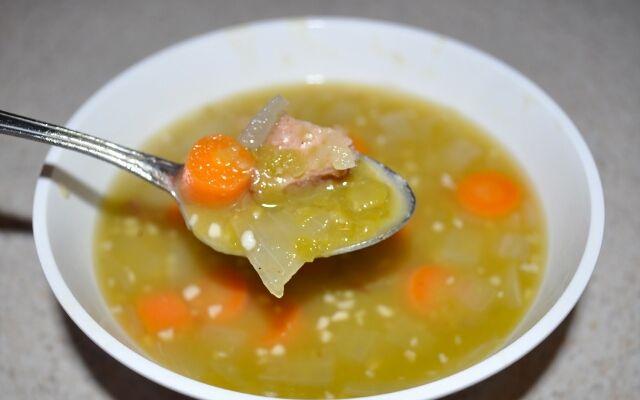 Як готувати гороховий суп: дуже ситно