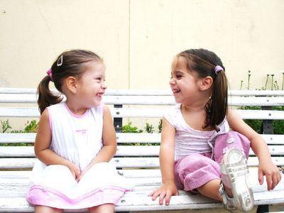 Як навчити дитину дружити