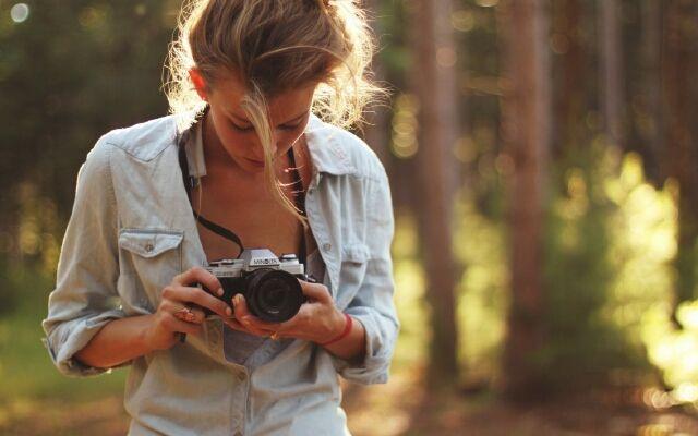 Як навчитися добре фотографувати на зеркалку: стань професіоналом