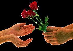 Як подарувати дівчині квіти?