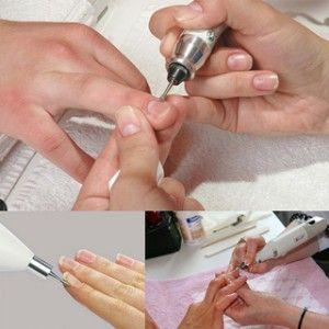 Як правильно робити апаратний манікюр потрібними фрезами