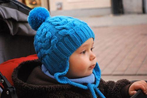 Як правильно вибрати шапку для дитини