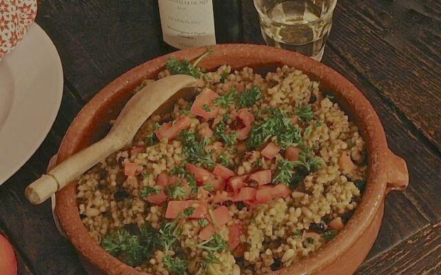 Як приготувати плов з гречки: смак і поживні речовини