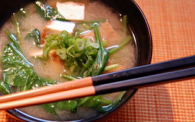 Як приготувати суп місо: японська кухня