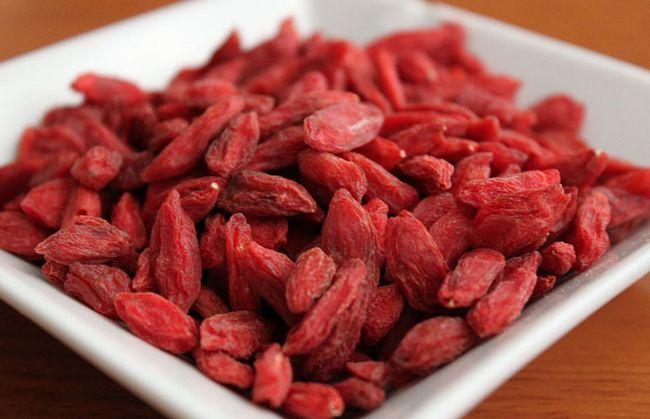 Як приймати ягоди годжі для схуднення?