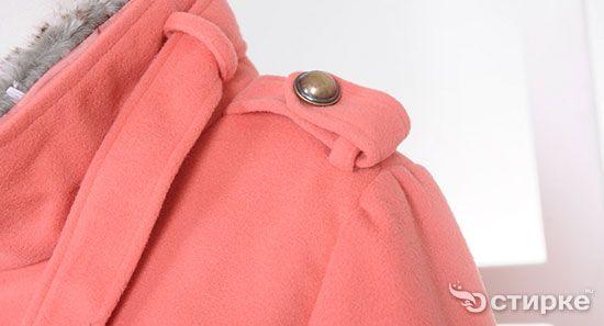 Як привести в порядок кашемірове пальто