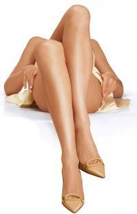 Як зробити ноги красивими