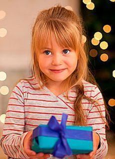 Як зробити оригінальний подарунок дитині?