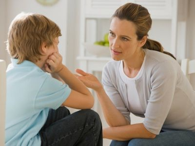 Як виховати правильно дитини