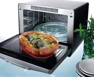 Як вибрати духовку з функцією мікрохвильовки