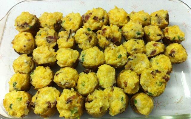 Як приготувати фаршировану картоплю: красива закуска