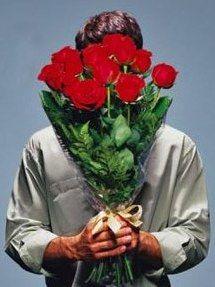 Які квіти подарувати чоловікові?