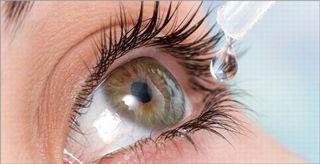 Які очні краплі від втоми очей хороші