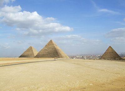 Яка пора року вибрати для відпочинку в єгипті?