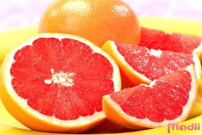 Джерело вітамінів і гарного настрою - соковитий грейпфрут