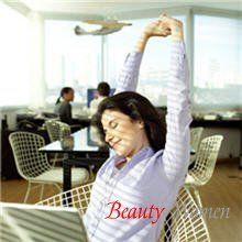 Комплекс фізичних вправ для працівників офісу. Вправи для спини, сідниць, преса, очей, ніг, рук і шиї