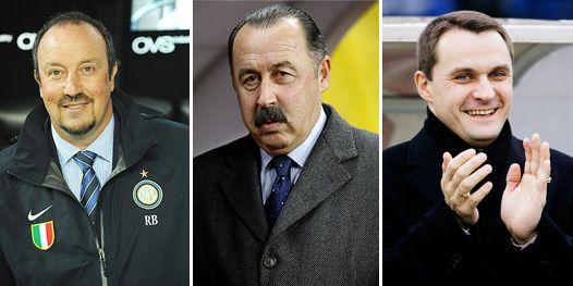 Хто стане головним тренером збірної росії з футболу?