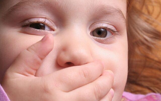 Лікування герпесу у дітей: неприємні висипання