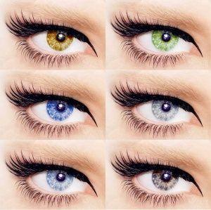 Любовна сумісність за кольором очей: чи підходять партнери один одному?