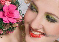 Макіяж для жінок, які віддають перевагу фольклорний стиль. Технологія макіяжу
