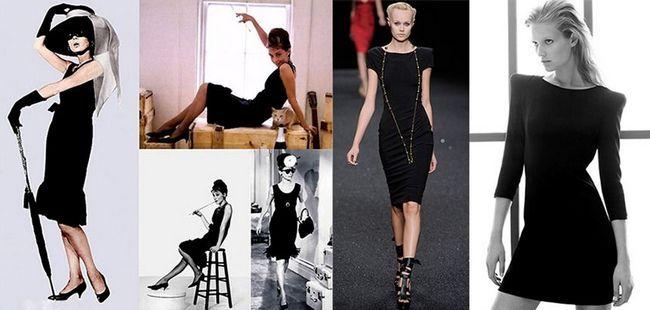 Маленьке чорне плаття: вічна класика