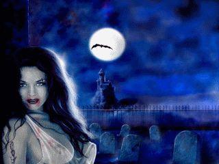 Міфи про вампірів
