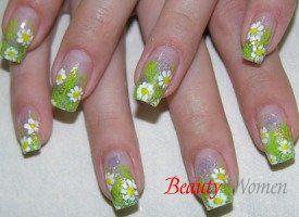 Модний манікюр літо 2009 року: форма, кольори лаку, довжина і дизайн нігтів
