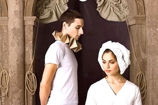Молоді російські актори в elle